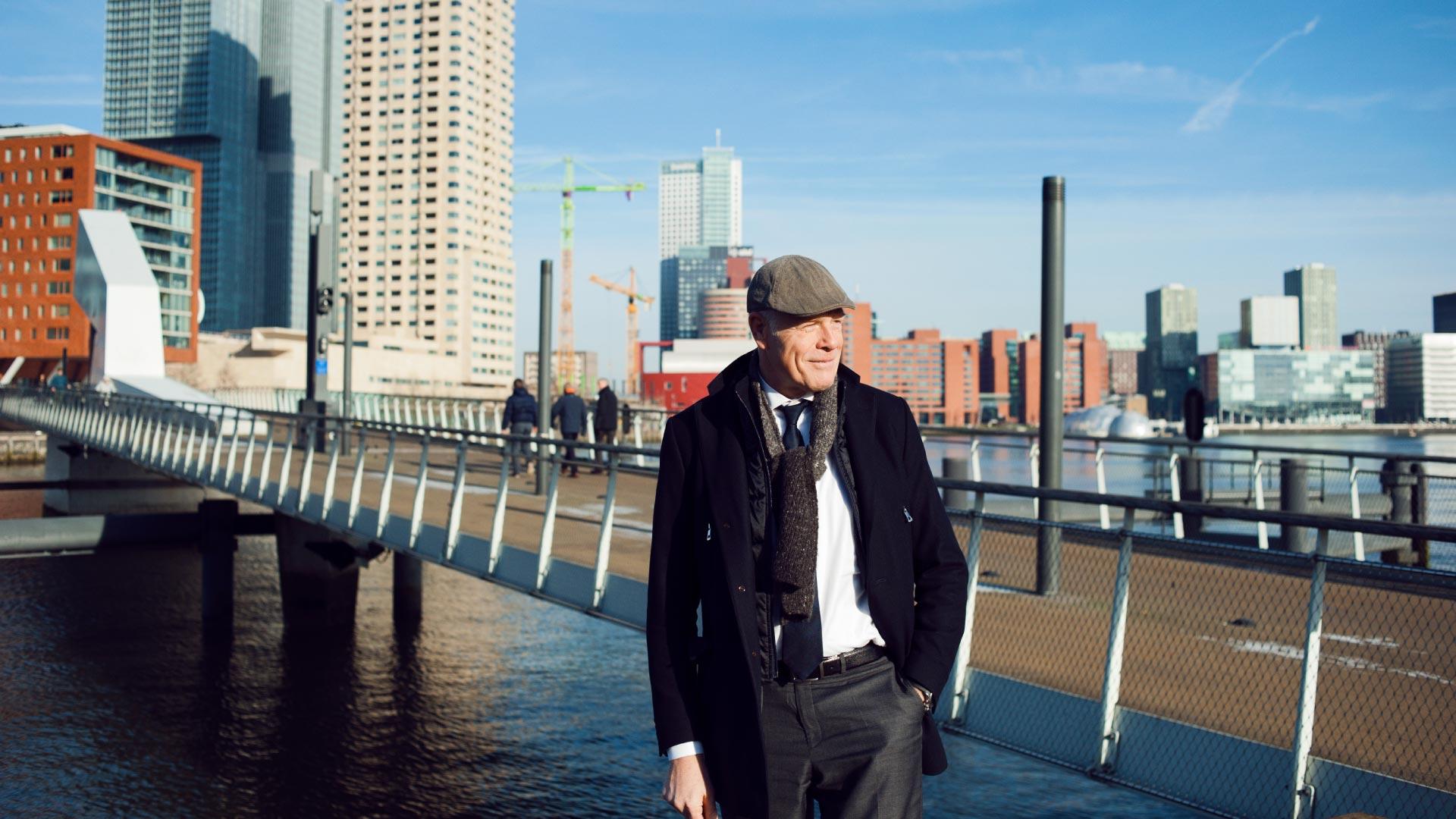 In gesprek met - Bart van Breukelen - SYNCHROON