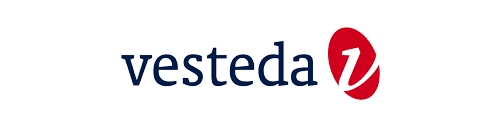 Synchroon partner Vesteda logo