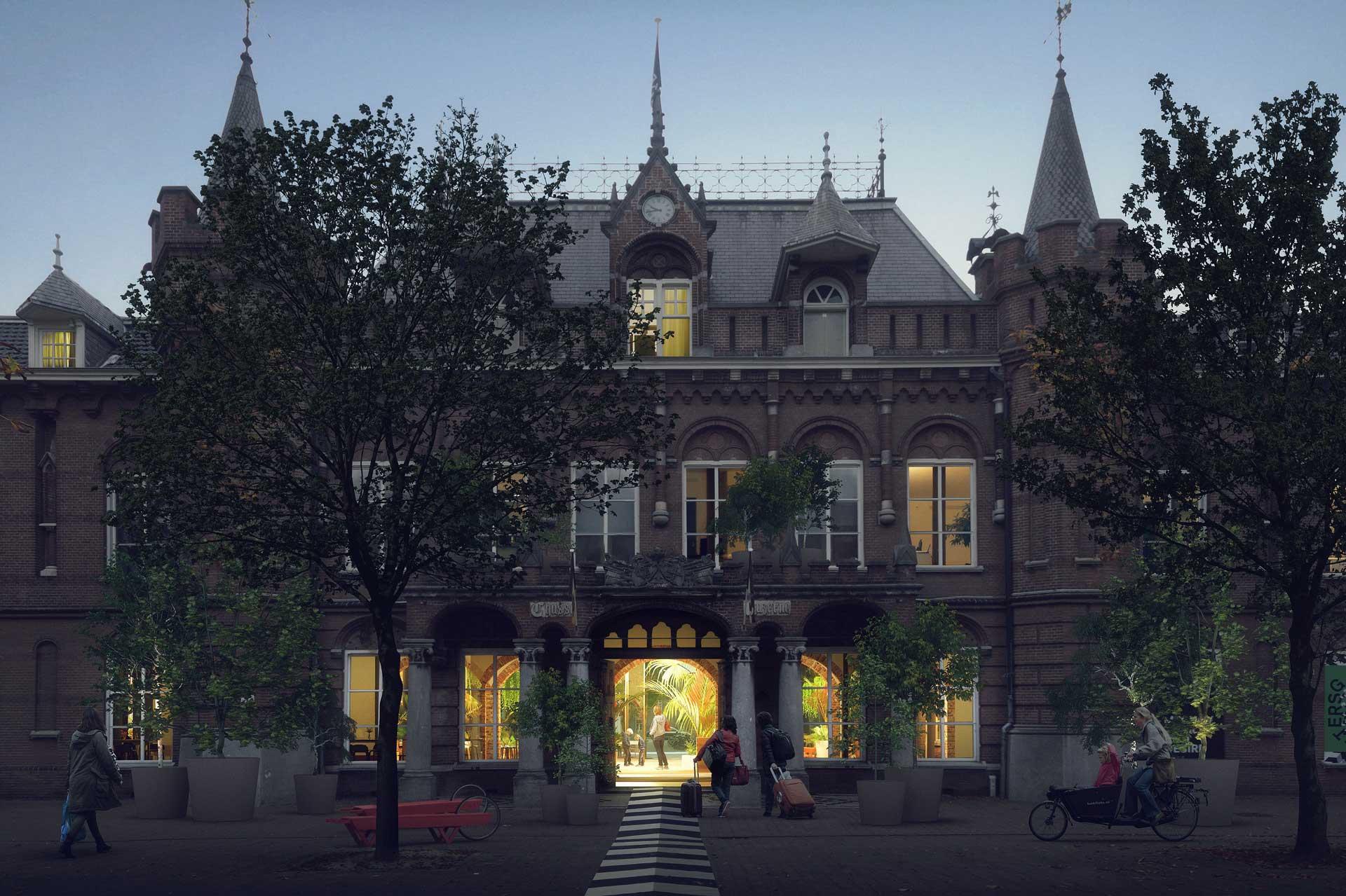 SYNCHROON-Breda-Botanique
