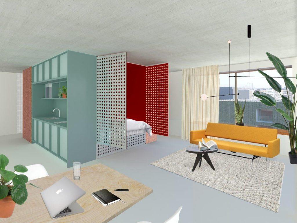 Interieur De Luxe Appartement overeenkomst eerste xs deluxe appartementen in de houthaven