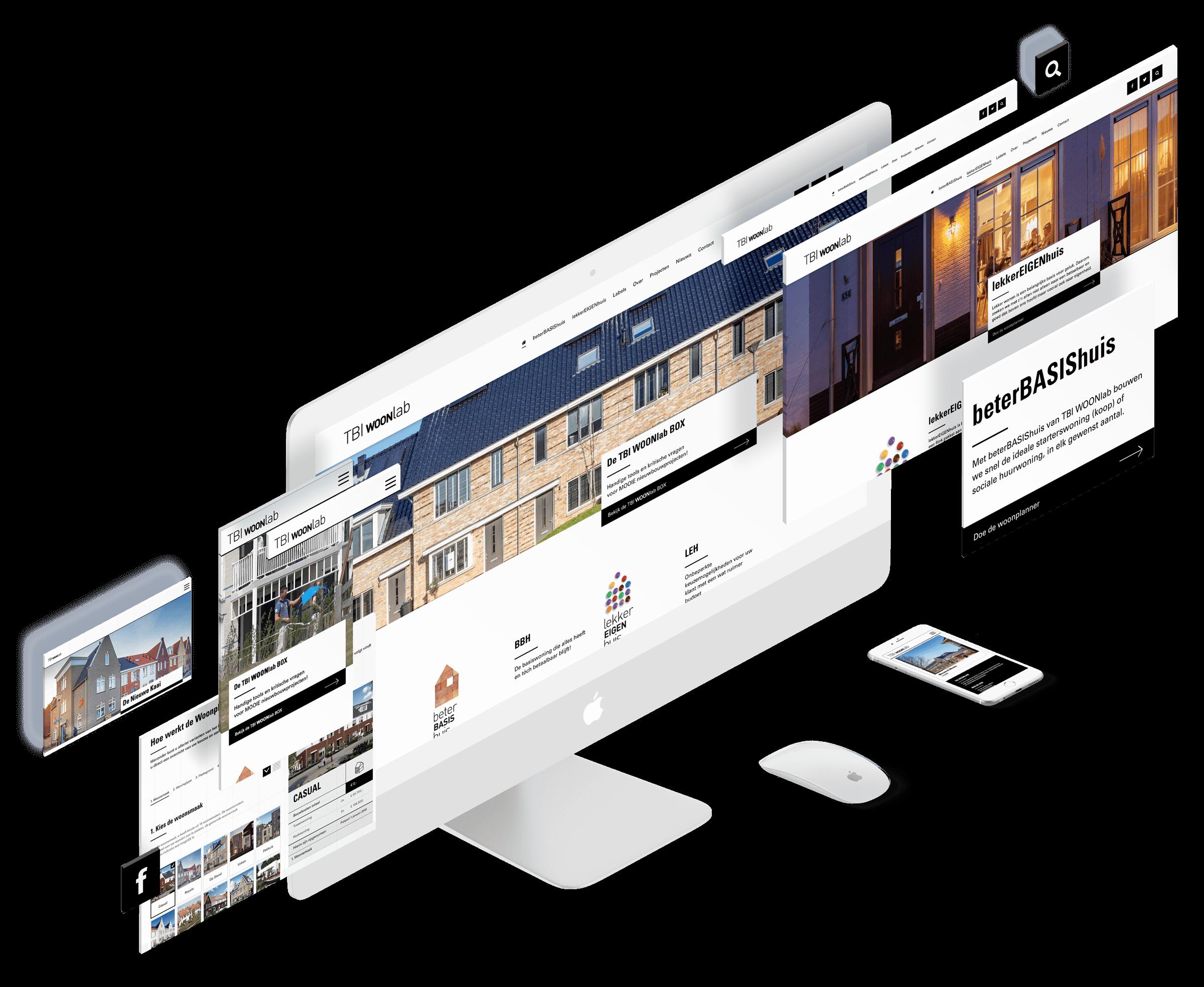 User Experience Design - Diensten - yoreM Verovert Online