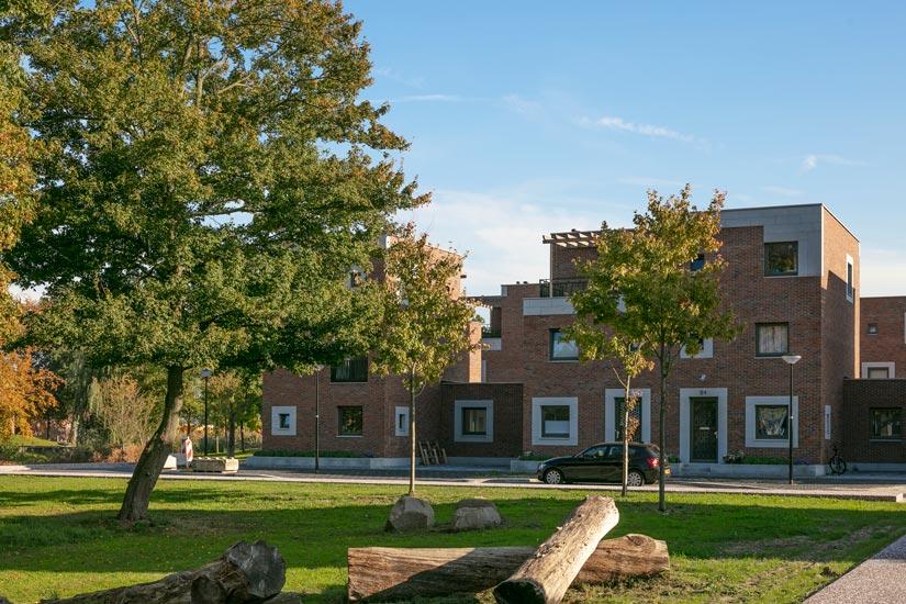 Duurzame projectontwikkelaar - Karspelhof Amsterdam - Synchroon