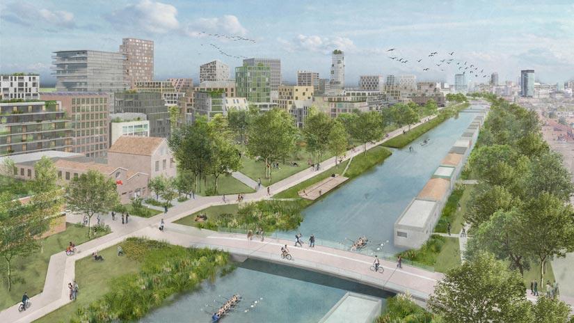 Duurzame projectontwikkelaar - Merwede Utrecht - Synchroon