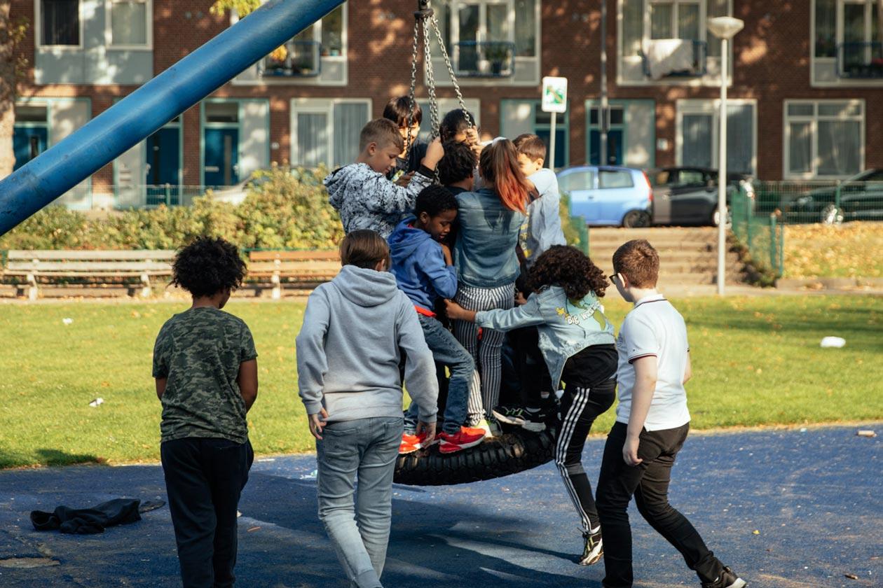 Gezondheid en geluk - Rotterdam - Synchroon Circulair