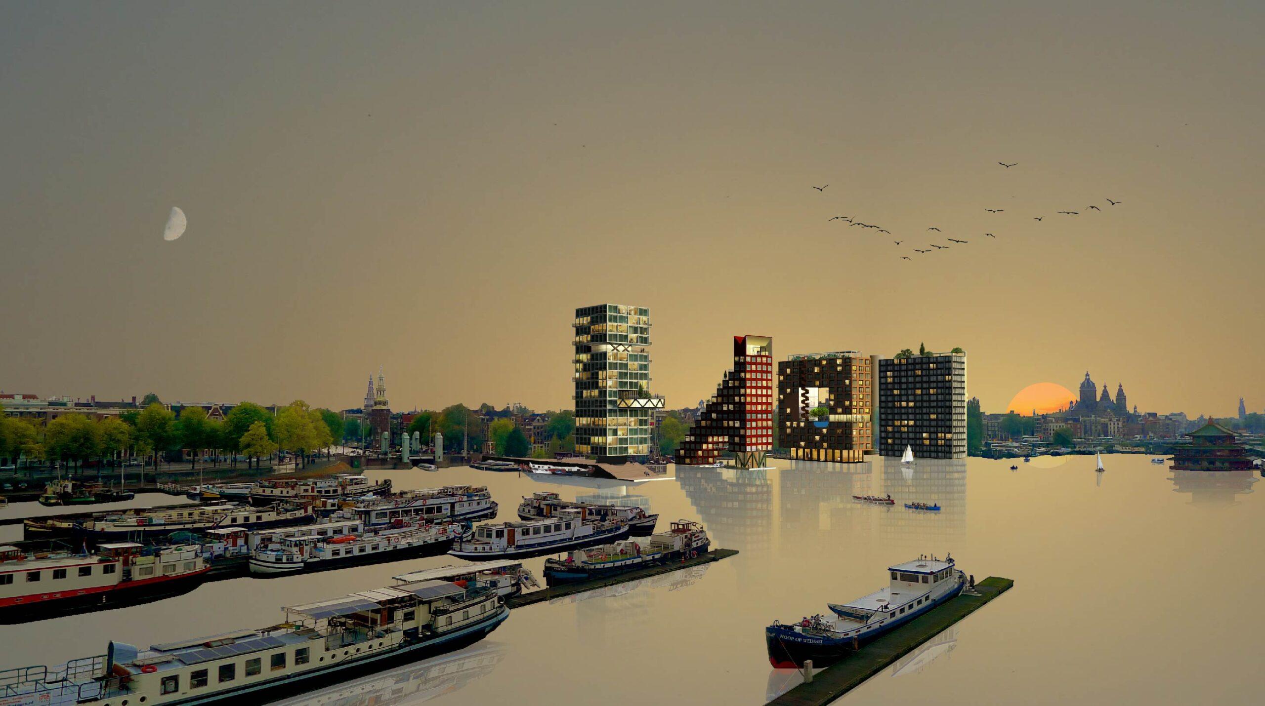 SYNCHROON Circulair-Een-Nieuwe-Stedelijke-Ecologie-XS-Deluxe-Houthavens-Amsterdam
